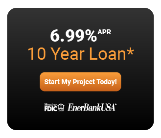EnerBank Financing 6.99%APR 10 Year Loan